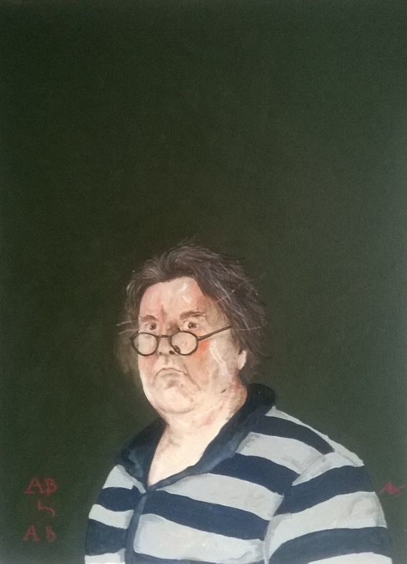 Adam Birtwistle, Self-Portrait  £ 12,500