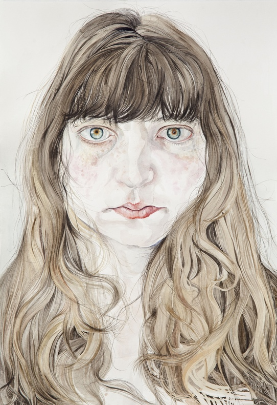 Ishbel Myerscough, Self-Portrait  £ 4,500