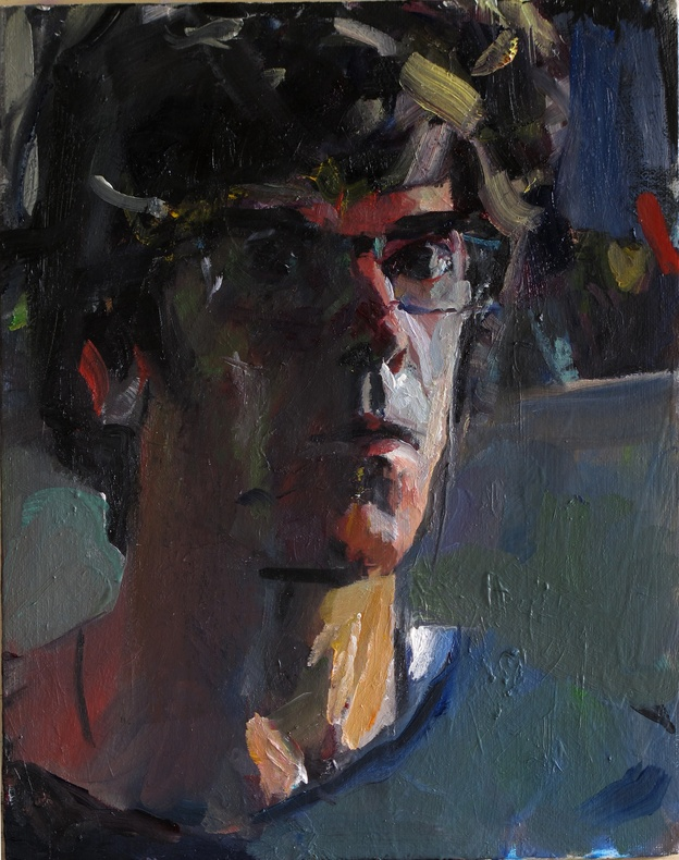 Simon Klein, Self-Portrait  £ 800
