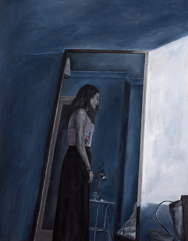 Nada Elkalaawy, Introspective Blues, 2017