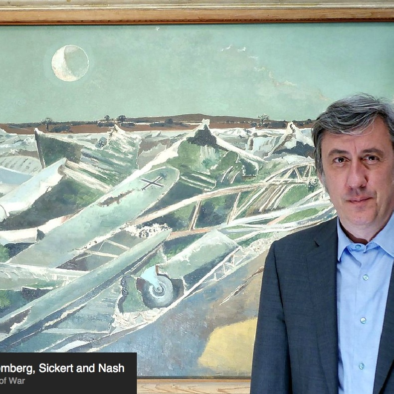 Paul Nash: Ghosts of War presented by Andrew Graham-Dixon