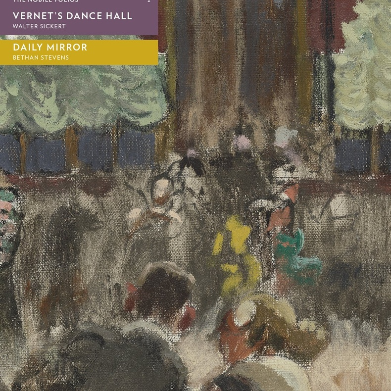 Vernet's Dance Hall Walter Sickert